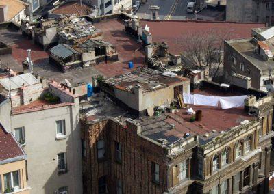 Dachnutzung Istanbul