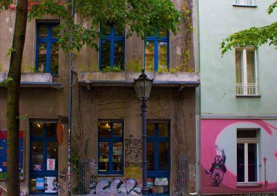Haus in der Admiralstraße
