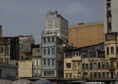 Istanbuler Stadtansicht