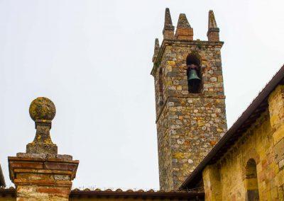 Kirche Via Francigena
