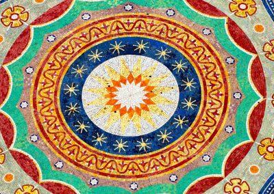 Mosaik in Istanbul