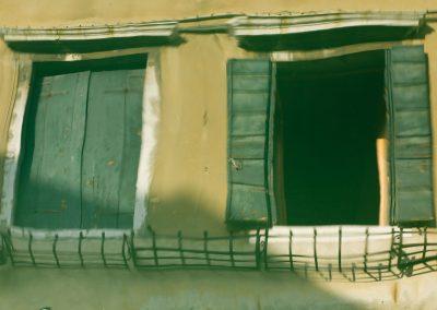 zwei Fenster Venedig